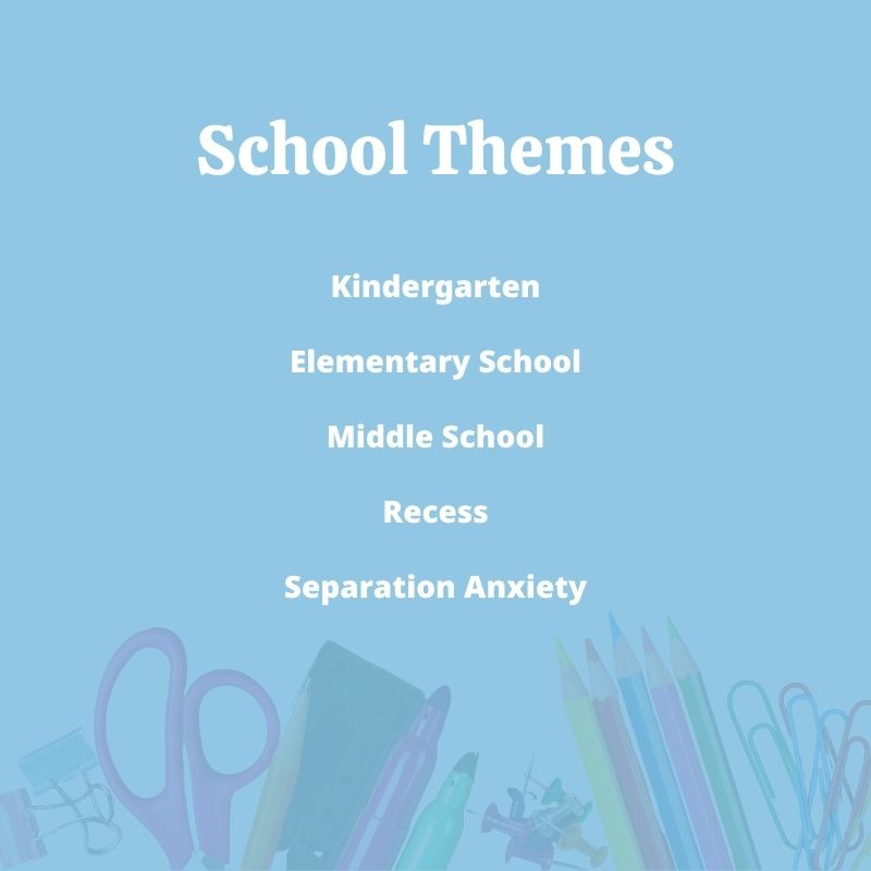 Children's Books with School Themes